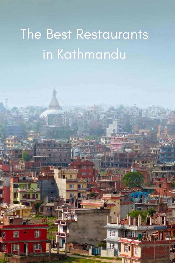 The Best Restaurants in Kathmandu