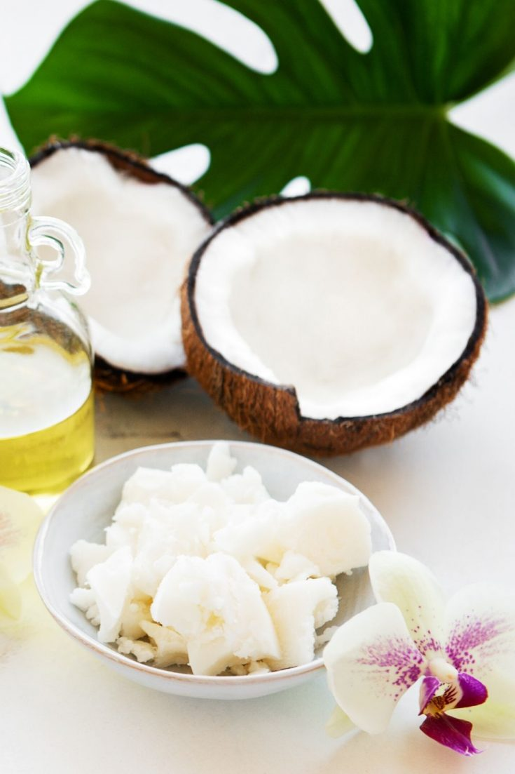 DIY Coconut Oil Hair Mask for Growth